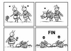 Enlace a Desventajas de ser abejas
