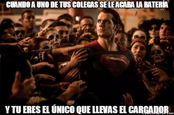 Superman_heroe - Siempre hay que llevarlo encima