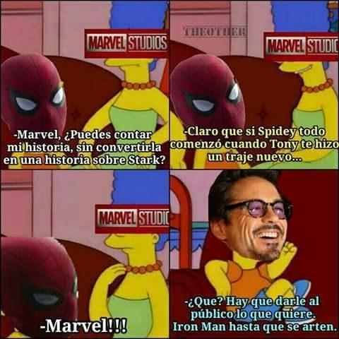 Pato_consejero - Sobre la nueva película de Spiderman