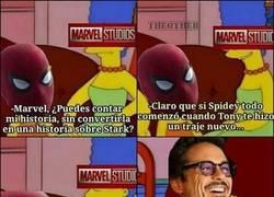 Enlace a Sobre la nueva película de Spiderman