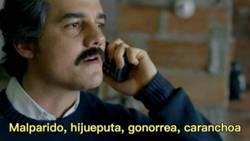 Enlace a Pablo Escobar se actualiza