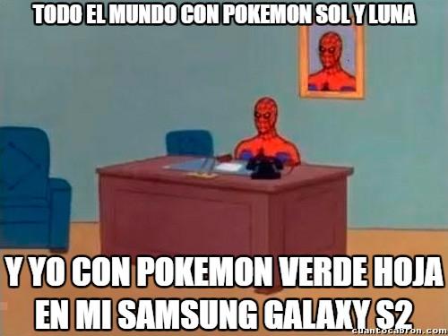 Spiderman60s - Pobre de mi :(