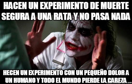Joker - Pobres ratas...