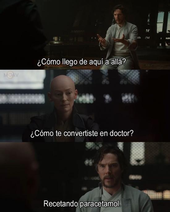 Meme_otros - La clave para ser doctor