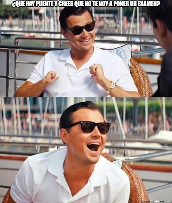 Leo - Los profesores son así...