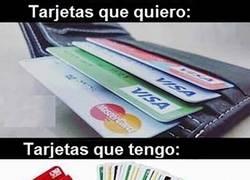Enlace a Dos tipos de tarjetas que dan poder