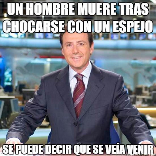 Meme_matias - Una noticia dramática