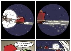 Enlace a Al Grinch le trae recuerdos el trineo de Santa Claus