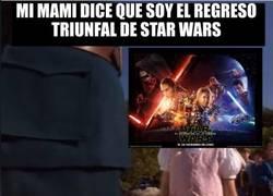 Enlace a El regreso triunfal de Star Wars