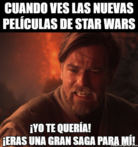 Meme_otros - Mi saga caída...