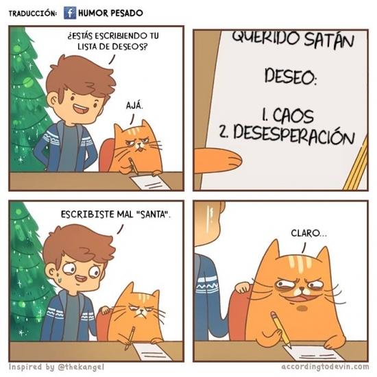 Otros - Las intenciones de un Grumpy cat
