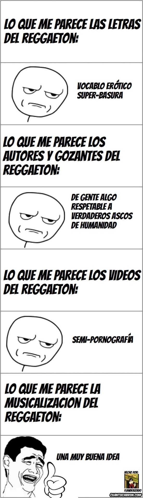Kidding_me - Mi critica al reggaeton en 4 aspectos