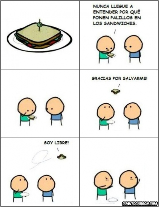 Mix - El misterio de los sandwiches