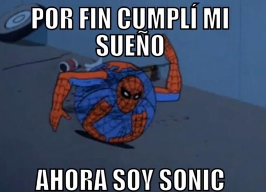 Spiderman60s - El sueño de Spidy