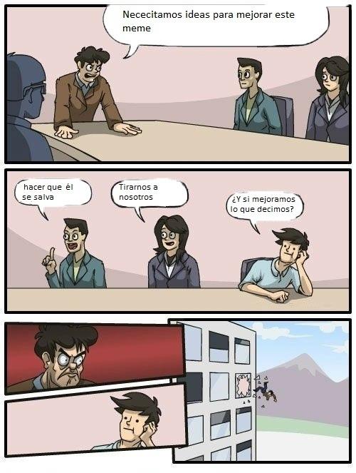 Otros - Mejorando un meme