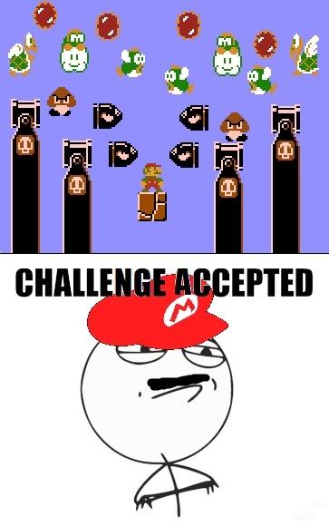 Challenge_accepted - Un nivel demasiado fácil