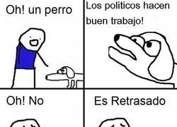 Enlace a El perro político