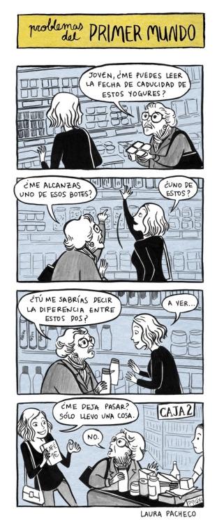 Otros - Problemas en el supermercado