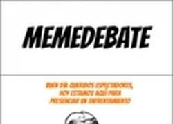 Enlace a Memedebate con un claro ganador