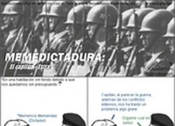 Enlace a Memedictadura: El capitán [Extra]