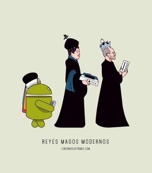 Allthethings - Los reyes magos del siglo XXI