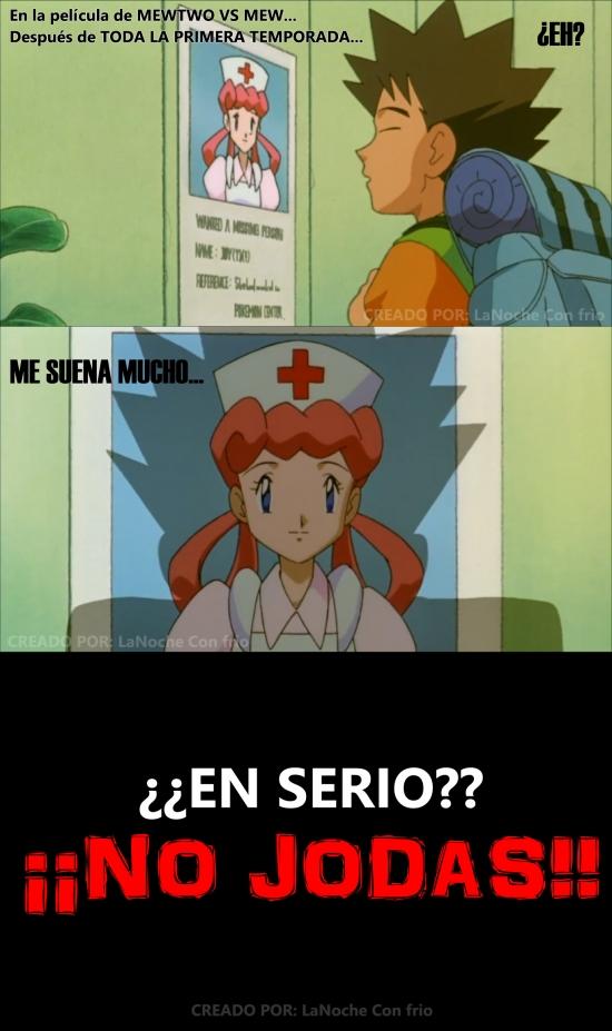 No_me_digas - Brock es muy tonto...