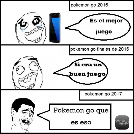 Yao - La evolución de Pokémon Go