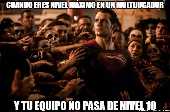 Superman_heroe - Victoria asegurada