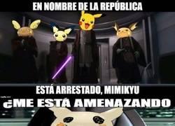 Enlace a ¡Yo soy Pikachu!