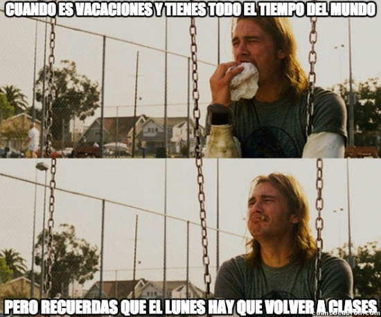 First_world_stoner_problems - Se acabó lo bueno :(