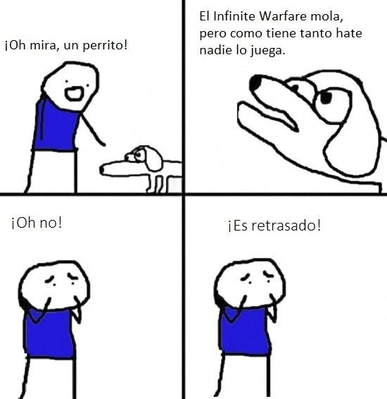 Otros - Pobre perrito...