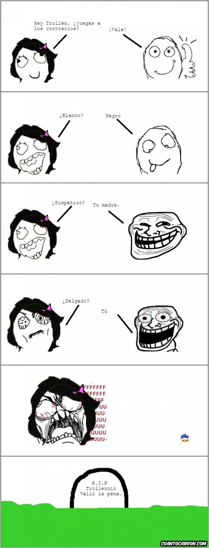 Trollface - Hay cosas que vale la pena hacer por ser un troll