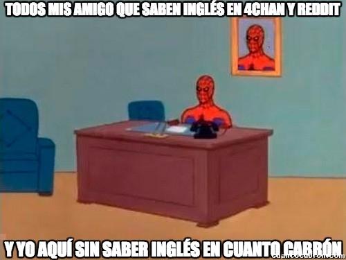 Spiderman60s - No hay más remedio...