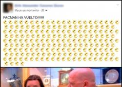 Enlace a PacMan REGRESA (En Facebook)