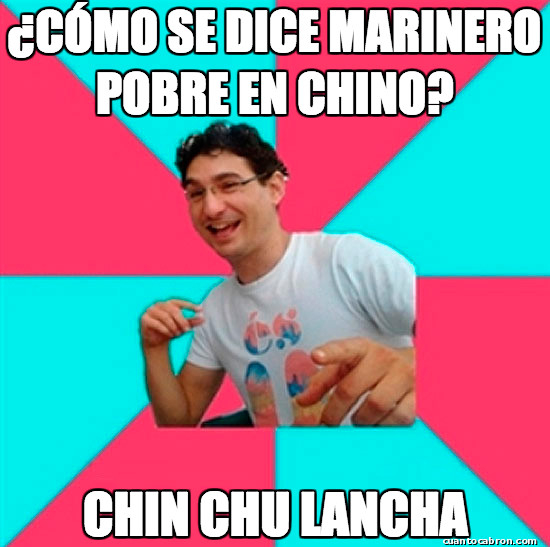 Bad_joke_deivid - Marinero pobre en Chino