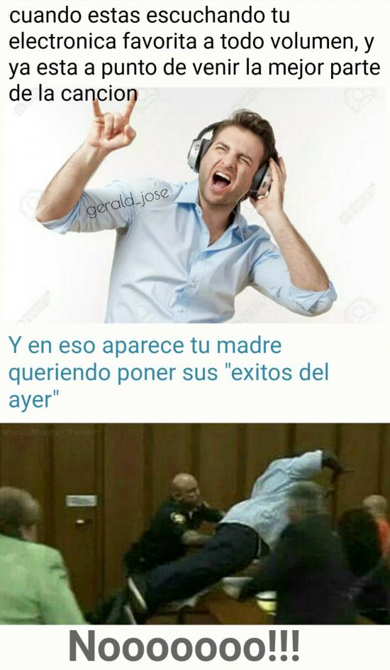 Meme_otros - Ese momento en el que odias a tu madre