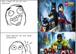 Enlace a Lego siempre dejándome pobre