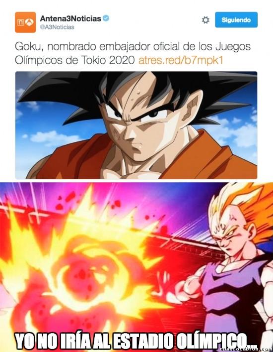 Meme_otros - La noticia que nos emociona a todos los fans de Dragon Ball