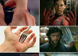 Enlace a Los orígenes de los superpoderes