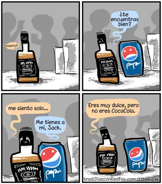 Otros - El problema de la Pepsi