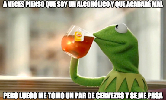 Not_my_business - Todo se soluciona con cervezas