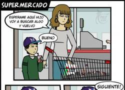 Enlace a El gran miedo en los supermercados