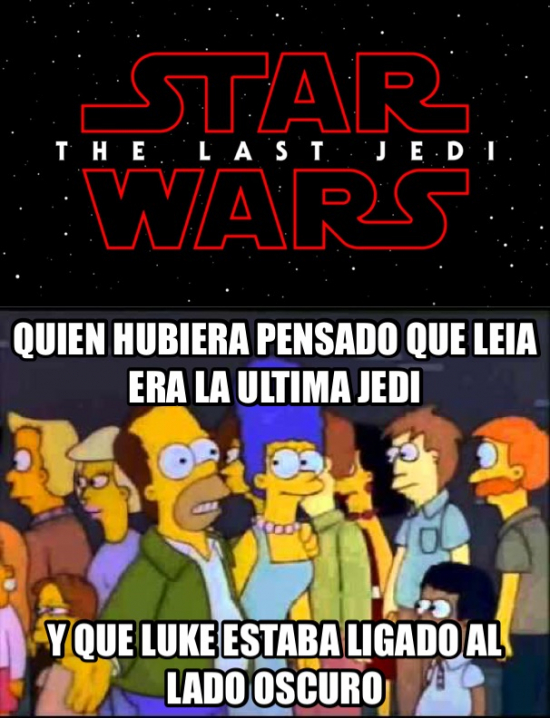 Meme_otros - Revelado el final de Star Wars: The Last Jedi