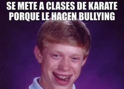 Enlace a El bullying a Brian