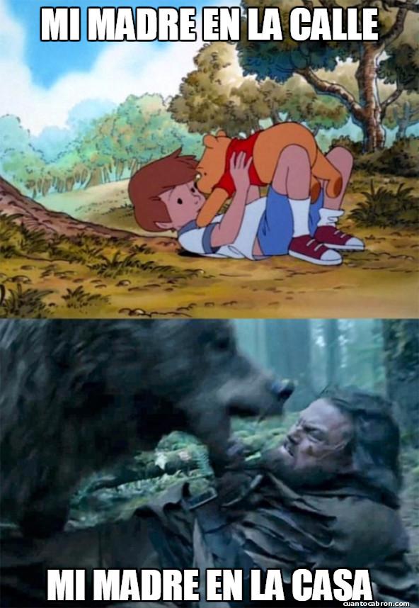 Bear_leo - Tengo dos madres...