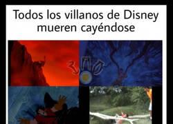 Enlace a Spoiler máximo de las películas de Disney