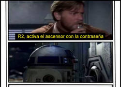 Enlace a R2D2 tiene un gran problema...