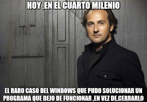Cuarto_milenio - Windows siempre nos trolea