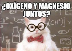 Enlace a Oxígeno y Magnesio combinados