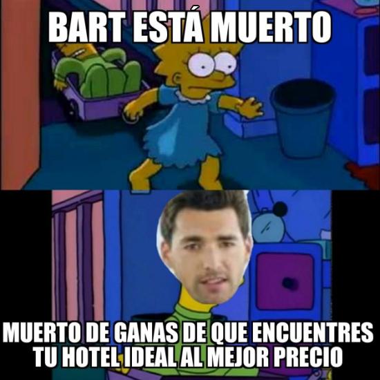 Cuando_dicen - Los Simpson también saben tus deseos